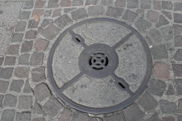 Kanaldeckel Hannover