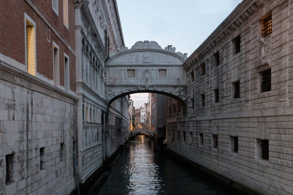 Seufzerbrücke Venezia