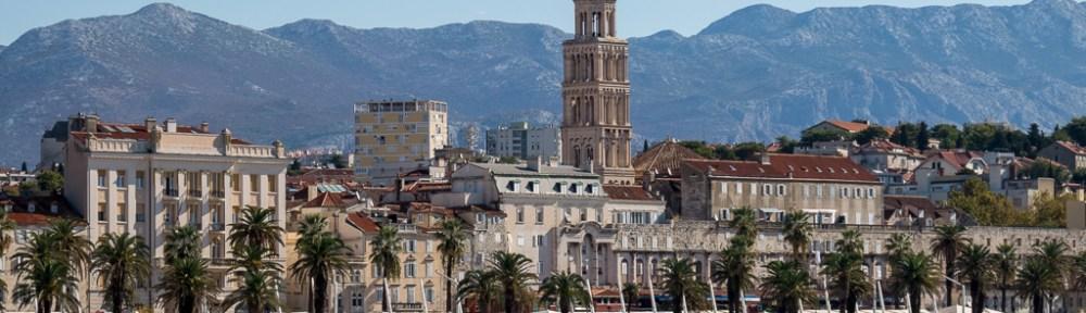 Split, Dalmatien, Kroatien, Reisen, Travel, Urlaub, Holiday