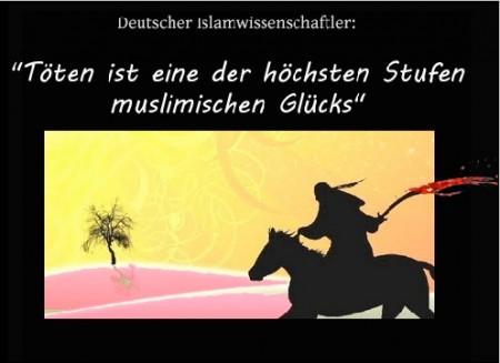 Toeten im Islam