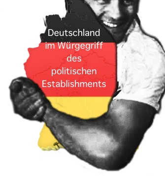 Deutschl. im Wuergegriff