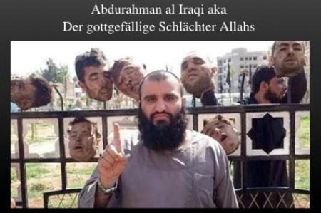 Abdurahman al Iraqi aka shia-schlachter