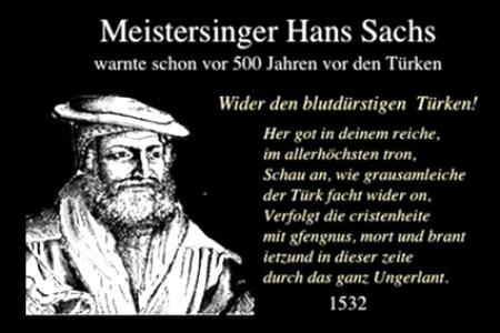 Hans Sachs gegen Tuerken