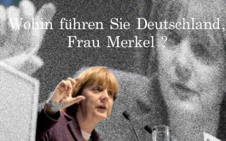 Merkel+Deutschland