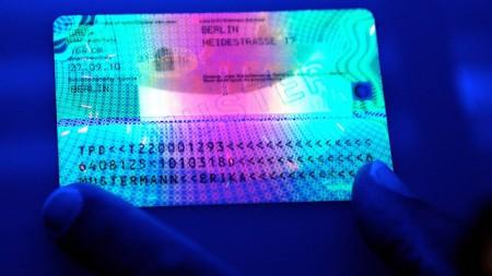 Personalausweis kennzeichnen