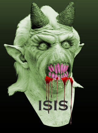 ISIS-Monster