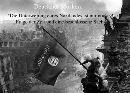 Unterwrfung Deutschlands