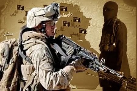 USA gegen ISIS