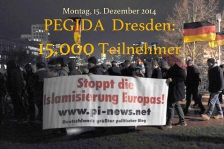 PEGIDA Dresden 12-2014