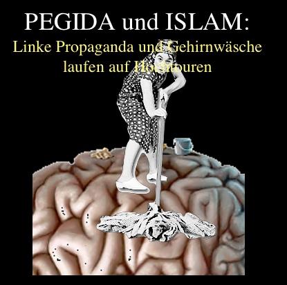 Pegida+Islam Propaganda