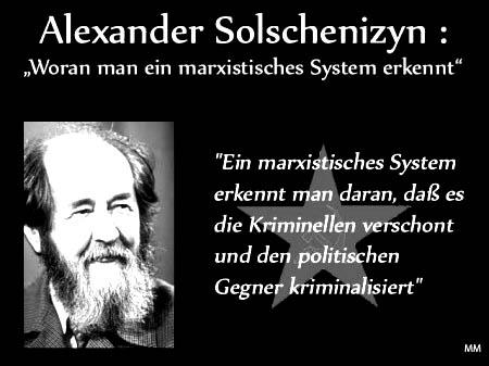 Solschenyzin+Linke