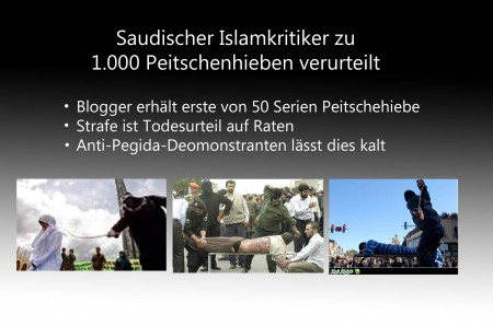 Auspeitschung Islam