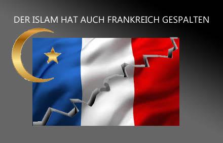 Frankreich Islam