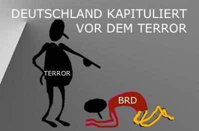 Kapitulation vor dem Terror