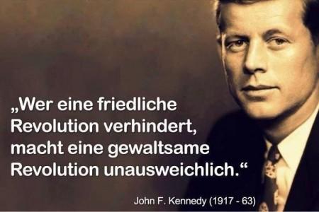 Revolution JFK