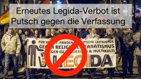 Legida-Verbot