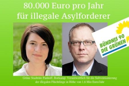 Gruene+Asyl