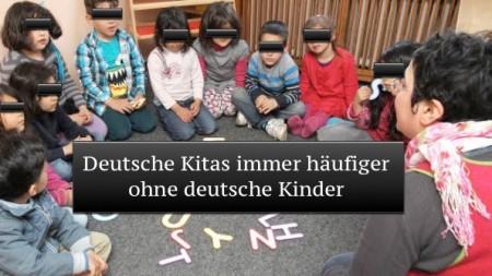 Kita ohne deutsche Kinder