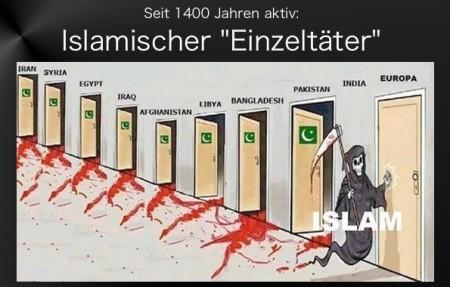 Islamischer einzeltaeter