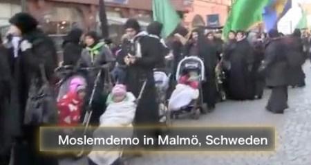 Schweden+Islam
