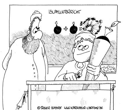 Gießen: Bekennende Muslimin unterrichtete evangelische