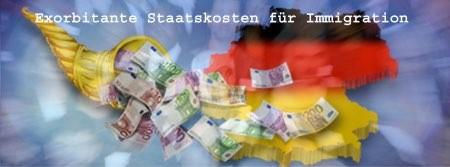 Exorbitante Kosten Immigration