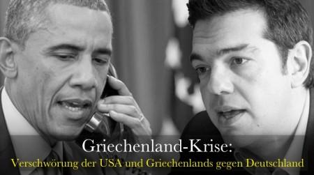 USA+Griechenland gegen D