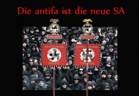 Antifa neue SA