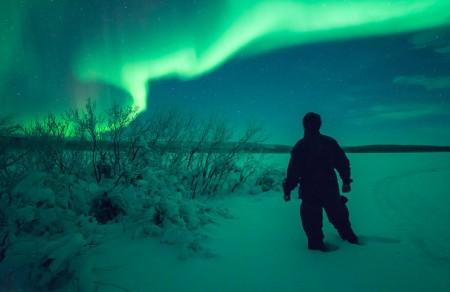 Magische-Polarnacht-Nordlicht