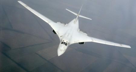 russische Bomber