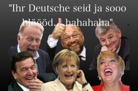 Deutsche doof