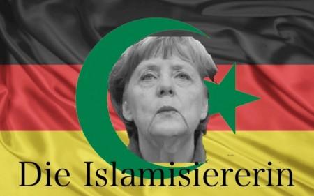Merkel+islam4