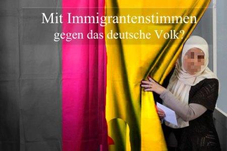 Wahlfaelschung mittels immigranten