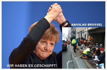 Merkel Isis geschafft