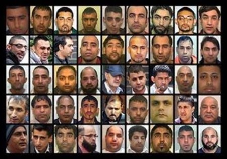 Sex rape gang england