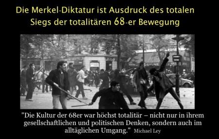 Der Totalitarismus der 68er