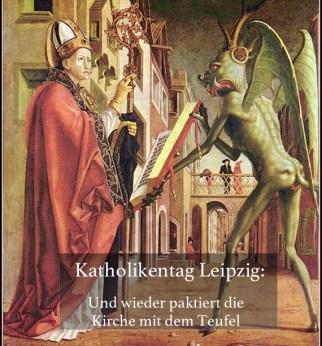 Kirche Pakt mit Teufel