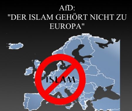 No Islam in EU