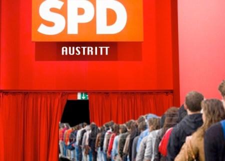 SPD-Austritt