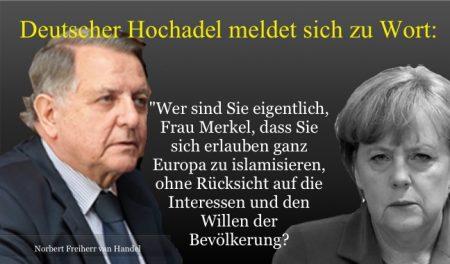 Hochadel gg Merkel