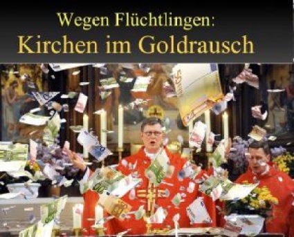 Kirchen im Goldrausch