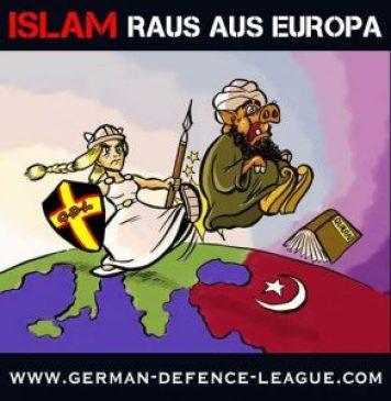 Islam raus aus Europa