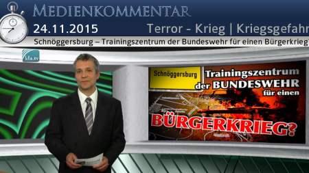 Bundeswehr Buergerkrieg