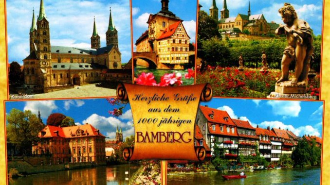"""bamberg muslim In what is likely to become a landmark ruling, the oberlandesgericht bamberg (higher regional court in bamberg, bavaria)  """"therefore 'only a marriage of a muslim woman to a non-muslim is void,' in the judge's own words, because islamic law forbids this""""."""