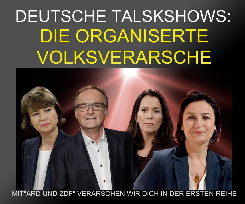 """Die große Volksverarsche: Talkgast enthüllt unfassbare Hintergründe der ZDF-Shows: """"Talkshow entpuppte sich als reine Show-Inszenierung"""""""