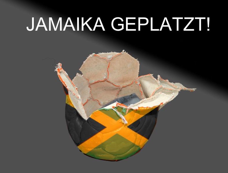 Merkels größte bisherige Niederlage: Jamaika geplatzt! SPD schließt große Koalition weiterhin aus