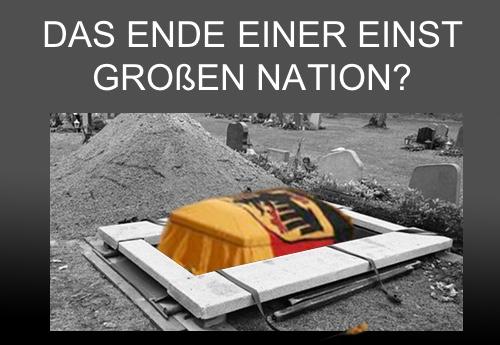 """Die künftige """"Große Koalition"""" hat Tod des deutschen Volkes schon beschlossen"""
