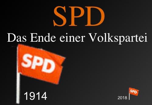 """Peter Helmes zum Willen der SPD nach einer erneuten """"Großen Koaltion"""" mit Merkel: """"Futterkiste statt Prinzipientreue – die Glaubwürdigkeit der SPD ist dahin"""""""