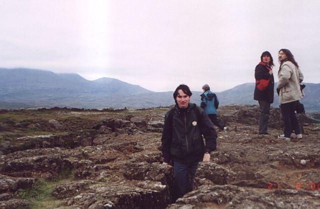 Исландия, лето 2000 года
