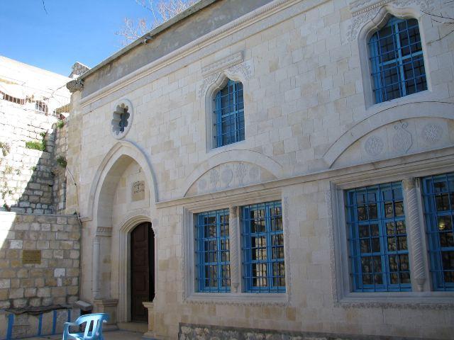 Цфат, синагога Абохав